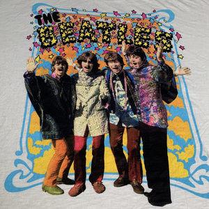 The Beatles 60s era T-shirt size 2xl